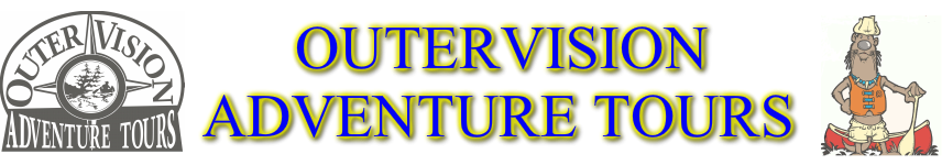 OuterVision Adventure Tours | Bruce Peninsula Adventures Canoe & Kayak Tours, Rental & Shuttling in the Bruce Peninsula Area